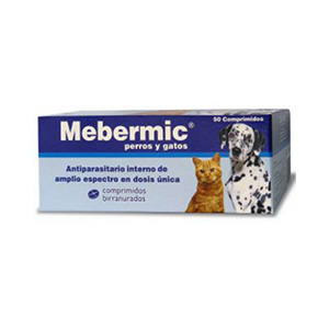 DRAG PHARMA Mebermic 1 comp