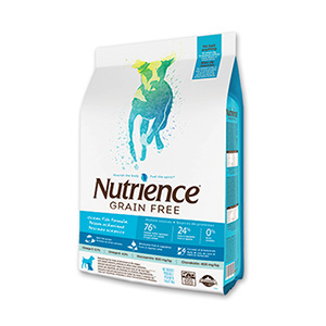 NUTRIENCE Grain Free Dog Pescado
