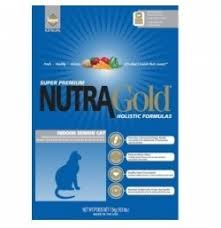 NUTRA GOLD Gato Indoor Senior